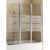 Фото 170-07002 Штора на ванну Aquaform Lugano 120x140
