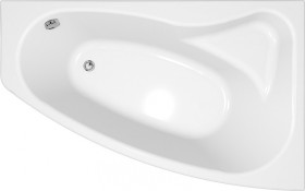 Фото Ванна акриловая Cersanit Sicalia 150x100 правая + ножки
