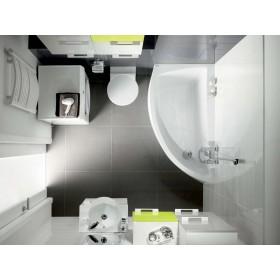 Фото 1 Ванна акриловая Cersanit Nano 150х75 левая + ножки