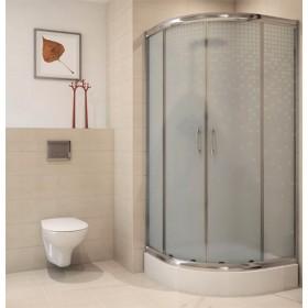 Фото 2 Панель для душ.поддона Cersanit TAKO 90х90х16 см полукруг