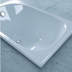 Фото 2 Ванна стальная Smavit 105 сидячая