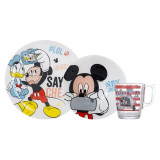 Фото Набор LUMINARC DISNEY PARTY MICKEY (N5278) 3 пр