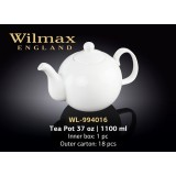 Фото Чайник заварочный Wilmax Color 1100мл. WL-994016