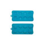 Фото Форма силиконовая для льда/конфет Kamille 7721