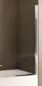 Фото 170-06990 Штора на ванну Aquaform Modern 1 67x140 transp|chrome