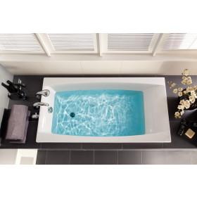 Фото 1 Ванна акриловая Cersanit Virgo 140 + ножки