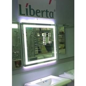Фото 2 Зеркало Liberta BOCA 900х800 с LED-подсветкой