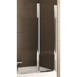 Фото 170-06991 Штора на ванну Aquaform Modern 2 81x140 transp|chrome