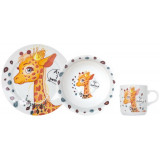 Фото Набор LIMITED EDITION PRETTY GIRAFFE (C389) 3 пр