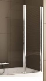 Фото 170-06963 Штора на ванну Aquaform Modern 2 81x140 transp satin