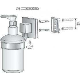 Фото 1 01476 Arktic дозатор для жидкого мыла