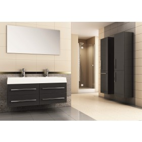 Фото 1 0409-202512 Зеркало Aquaform AMSTERDAM 120 Бордо