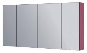 Фото 0408-202512 Шкаф-зеркало Aquaform AMSTERDAM 120 Бордо