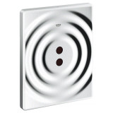 Фото Спускная кнопка GROHE Surf Tectron инфркр.электр., хром (37336000)