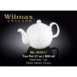 Фото Чайник заварочный Wilmax Color 800мл. WL-994017