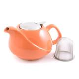 Фото Заварочный чайник TP-9205.750 цвет оранжевый 750 мл