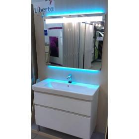 Фото 2 Зеркало Liberta GROSSO 800х800 с LED-подсветкой
