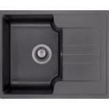 Фото Кухонная мойка Granado AVILA black shine (602*488mm.)