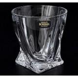 Фото Набор стаканов для виски Bohemia Quadro 2K936/340 340мл-6шт