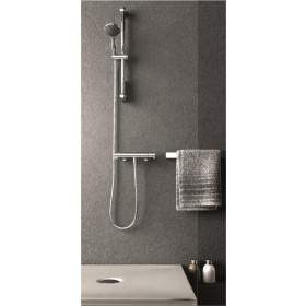 Фото 2 170-06990 Штора на ванну Aquaform Modern 1 67x140 transp|chrome