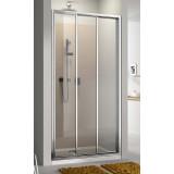 Фото 103-09340 Душевая дверь Aquaform MODERNO 80, радвижные