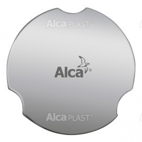 Фото 2 Сифон для ванны автомат AlcaPlast A51CRM (пласт.хром)