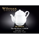 Фото Чайник заварочный Wilmax Color 1150мл. WL-994019