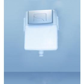 Фото 2 Смывной бачек скрытого монтажа для чаши Генуя SIAMP HT2300