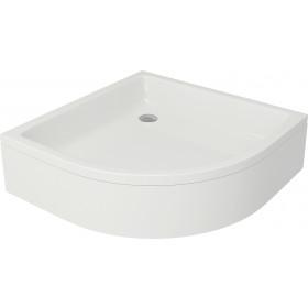 Фото 1 Панель для душ.поддона Cersanit TAKO 90х90х16 см полукруг