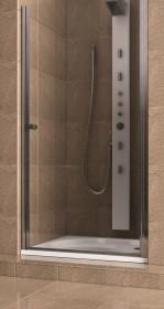 Фото 103-05557 Душевая дверь в нишу Aquaform SILVA 90 правая