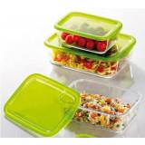 Фото Емкость для еды прямоугольная Luminarc Keep n Box 370мл.Е (L8782)