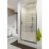 Фото 103-06706 Душевая дверь в нишу Aquaform LUGANO 90