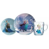 Фото Набор LUMINARC DISNEY FROZEN (L8224) 3 пр