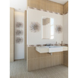 Фото Коллекция Golden Tile Zebrano 250х400