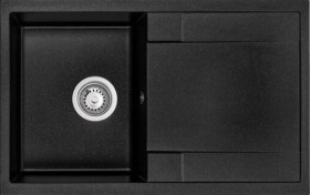 Фото Кухонная мойка Granado VIGO black shine(780*500mm.)
